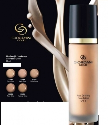 Omlazující make-up Giordani Gold - Light Ivory