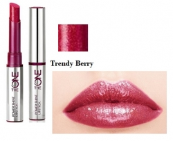 Rtěnka The ONE Power Shine - Trendy Berry