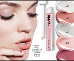 Lesk na rty 3D Plumping Clear