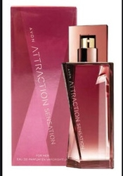 AVON ATTRACTION SENSATION EDP 50ml