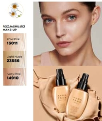Zklidňující make-up s reflexní složkou True Colour Light Nude