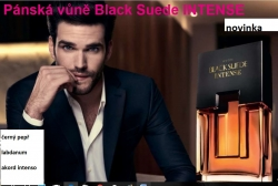 BLACK SUEDE INTENSE EDT