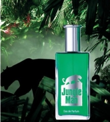 Jungle Man Eau de Parfume 50ml
