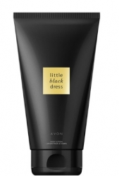 Tělový krém Little Black Dress 150 ml