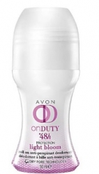 Avon Kuličkový deodorant antiperspirant Light Bloom