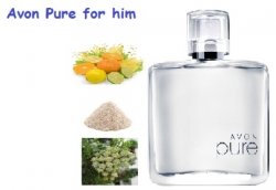 AVON PURE FOR HIM EDT