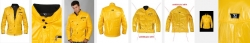 FC Fashion Collection - Bunda DUKE yellow rallye vel.L
